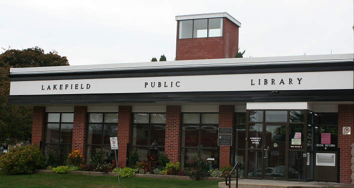 Photo of Lakefield Library