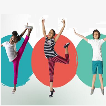 Sharing Dance Kids Logo