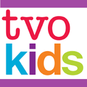 TVO Kids Ages 2-5 Logo